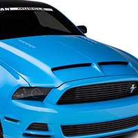 Cervinis Ram Air Type IV Hood - Unpainted (13-14 GT, V6) - Cervini's 1211