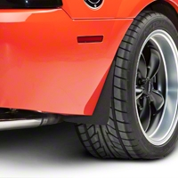 Mud Flaps - Rear (99-04 All) - AM Exterior JFM99-A2