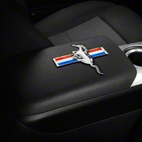 Embossed Tri-Bar Emblem - AM Accessories 7523