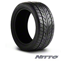 NITTO Extreme Performance NT555 Tire - 245/30-20 (94-04 All) - NITTO 182780