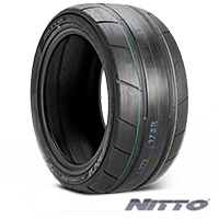 NITTO Extreme Performance NT05R Drag Radial - 285/40-18 (05-14 All) - NITTO 207540