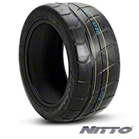 NITTO NT01 Competition Radial Tire - 245/45-17 (79-12 All) - NITTO 371-050