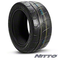 NITTO NT01 Competition Radial Tire - 255/40-17 (94-04 All) - NITTO 371-150