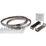 SR Performance TPMS Sensor Mounting Band and Bracket - Pair (07-09 All) - SR Performance SR-TPM-05-KT