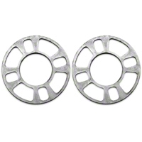 Wheel & Brake Spacers - 5/16in - Pair (79-93 All) - AmericanMuscle Wheels 76138