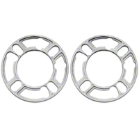 Wheel & Brake Spacers - 3/16in - Pair (79-93 All) - AmericanMuscle Wheels 76140