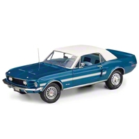 Diecast 1/24 Scale 1968 California Special Mustang - Franklin Mint Limited Edition