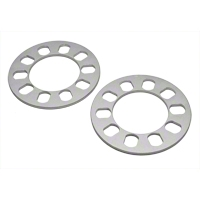 Wheel & Brake Spacers - 3/16in - Pair (94-14 All) - American Muscle Wheels 76145||911124||C602||KIT