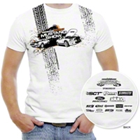 4th Annual American Muscle Car Show T-Shirt