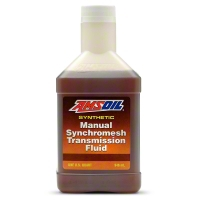 AMSoil Syncromesh Synthetic Manual Transmission Fluid - AMS Oil MTFQT-CA