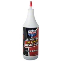 Lucas Synthetic 75W90 Gear Oil - Lucas Oil 10047