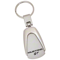 Teardrop Style Key Chain - Mustang GT - AM Accessories 1033275