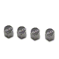 Valve Stem Caps - 5.0 Logo - American Muscle Wheels 5030333