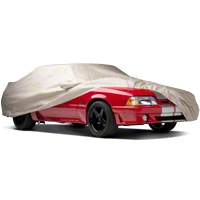 CoverCraft Deluxe Custom-Fit Car Cover (87-93 GT, Cobra) - Covercraft C10136-TT-FD-11
