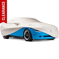 Covercraft Deluxe Custom-Fit Car Cover - Pony Logo (10-14 GT, V6; 10-12 GT500) - Covercraft C17124-TT-FD-27