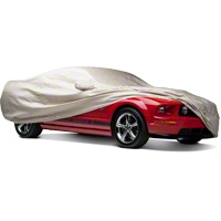 Covercraft Deluxe Custom-Fit Car Cover (07-09 GT500) - Covercraft C16968-TT-FD-27