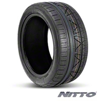 NITTO INVO Ultra-High Performance Tire - 255/45-18 (05-14 All) - NITTO 203-290