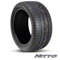 NITTO INVO Ultra-High Performance Tire - 255/35-20 (05-14 All) - NITTO 202-930