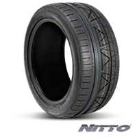 NITTO INVO Ultra-High Performance Tire - 245/40-18 (79-04 All) - NITTO 203-110