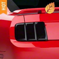 Smoked Tail Light Covers (05-09 All) - AM Exterior 80101