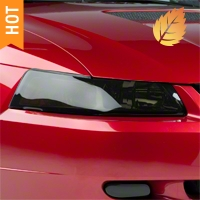 Smoked Headlight Covers (99-04 All) - AM Exterior 80104