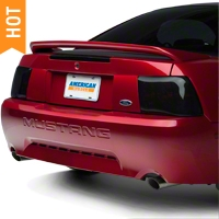 Smoked Tail Light Covers (99-04 All) - AM Exterior 80107