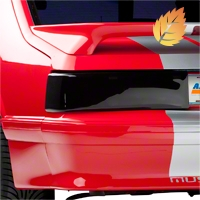 Smoked Tail Light Covers (87-93 GT) - AM Exterior 80109