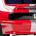 Smoked Tail Light Covers (87-93 LX) - AM Exterior 80110