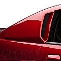 Quarter Window Scoops - Unpainted (99-04 All)