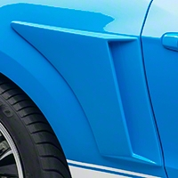 Xenon Side Scoops - Unpainted (10-14 All) - Xenon 12810