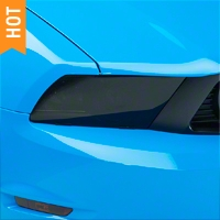 Smoked Headlight Covers (10-14 GT, V6)