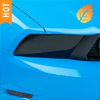 Smoked Headlight Covers (10-14 GT, V6) - AM Exterior LCV-10-FOG