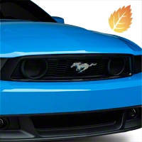 Smoked Fog Light Covers (10-12 GT) - AM Exterior LCV-10-FOG