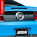 Deck Lid Blackout Panel (10-12 All) - AM Exterior 80174