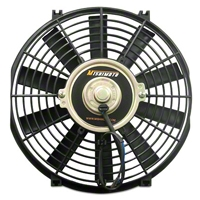 Mishimoto 12 in. Performance Slim Electric Radiator Fan (79-14 All) - Mishimoto MMFAN-12
