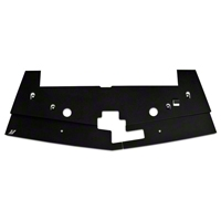 Mishimoto Air Diversion Plate (05-09 All) - Mishimoto MMDIV-MUS-05BK