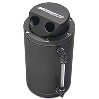 Mishimoto Oil Catch Can - Black (79-14 All) - Mishimoto MMOCC-RB