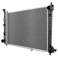 Mishimoto OE Style Replacement Radiator (97-04 V6) - Mishimoto NM0502