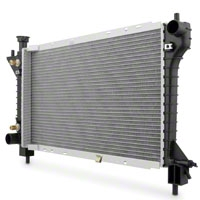 Mishimoto OE Style Replacement Radiator (94-95 V8, 94-96 V6) - Mishimoto NM0501