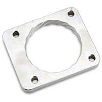 SR Performance Throttle Body Spacer (05-10 V6) - SR Performance 80305