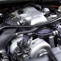 ProCharger Stage II Intercooled Supercharger System (96-98 Cobra) - Procharger 1FC212-SCI