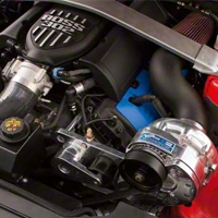 Procharger Stage II Intercooled Supercharger - Tuner Kit (12-13 BOSS 302) - Procharger 1FR302-SCI