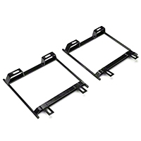 Mustang Racing Seat Bracket Set (79-98 All) - AM Interior CPA1218MB