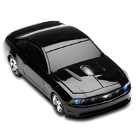 2011 Mustang GT Wireless Computer Mouse (Black) - AM Accessories RM-08FDMGKXA