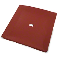 TMI Red Vinyl Headliner (85-93) - TMI 81576