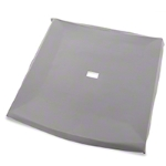TMI Smoked Gray Cloth Headliner (87-89 All) - TMI 81580