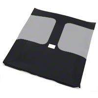 TMI Black Vinyl Headliner - T-Top (79-88) - TMI 81582