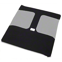 TMI Black Cloth Headliner - T-Top (79-88) - TMI 81583