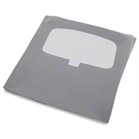 TMI Smoke Gray Cloth Headliner - Sunroof (87-89 All) - TMI 81591