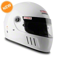 G-Force Pro Eliminator Helmet - Gloss White - G-Force Racing Gear 3023